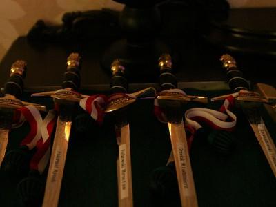 Kordziki i medale