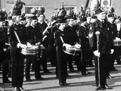 Pół wieku orkiestry górniczej w Adamowie
