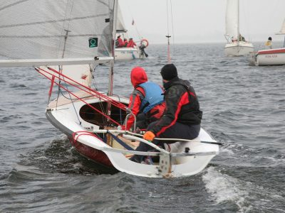 Zimowa rywalizacja na wodzie