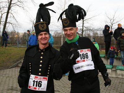 XXVI Lampka Górnicza, czyli bieganie po odkrywce