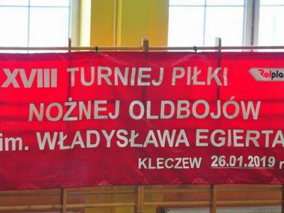 XVIII Turniej Władysława Egierta