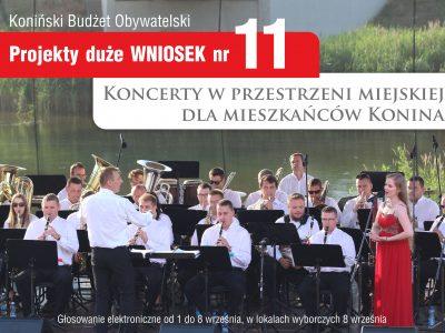 Oddaj głos na orkiestrę