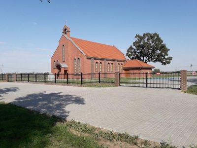 Kościół w Kryszkowicach czeka na poświęcenie