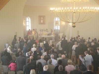 Konsekracja kościoła w Kryszkowicach