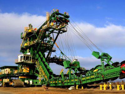 Nowa maszyna w kopalni Turów
