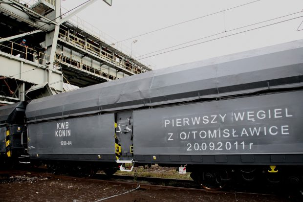 Węgiel z Tomisławic